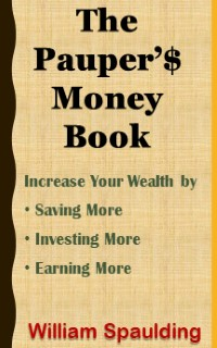 Cover of The Pauper's Money Book